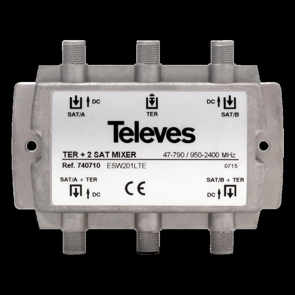 Mezclador Televes 740710