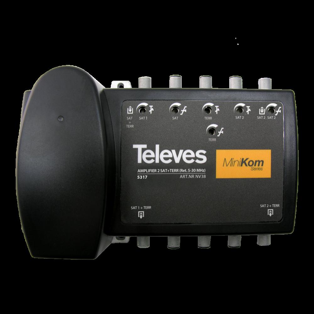 MiniKom Televes 5317