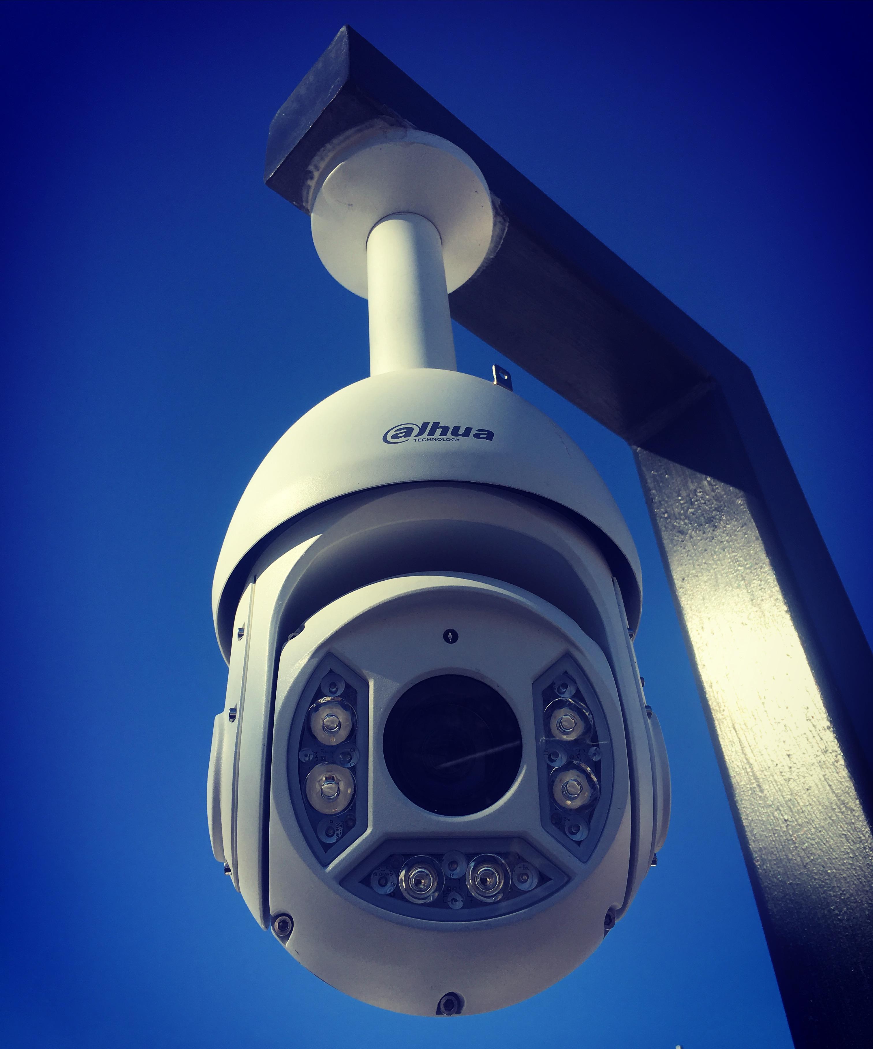 Circuito Cerrado de TV (CCTV)