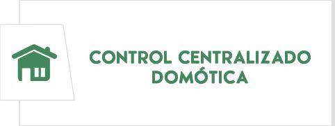 Control Centralizado Domotica