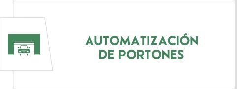 Automatizacion de Portones